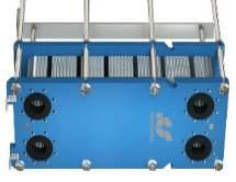 Теплообмінник розбірний фото