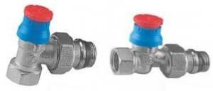 Термостатичний клапан, фото